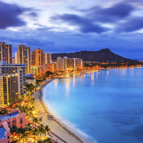 Imagem representando o domínio hawaii.com.br