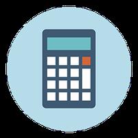 Imagem representando o domínio calculation.com.br