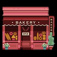 Imagem representando o domínio bakery.com.br