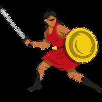 Imagem representando o domínio gladiadora.com.br