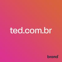 Imagem representando o domínio ted.com.br