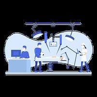 Imagem representando o domínio cirurgias.com.br