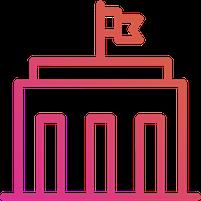 Imagem representando o domínio governamentais.com.br