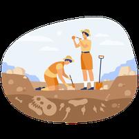 Imagem representando o domínio paleontologia.com.br