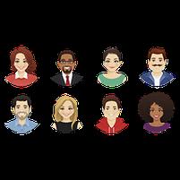 Imagem representando o domínio avatares.com.br