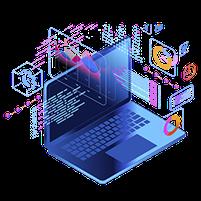 Imagem representando o domínio algoritmos.com.br