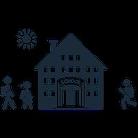 Imagem representando o domínio escolinhas.com.br