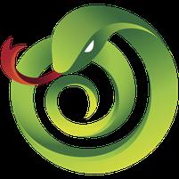 Imagem representando o domínio serpente.com.br