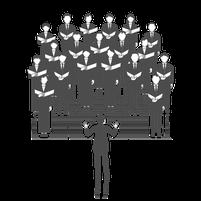 Imagem representando o domínio coro.com.br