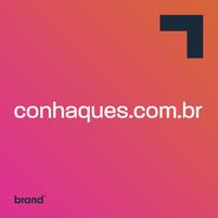 Imagem representando o domínio conhaques.com.br