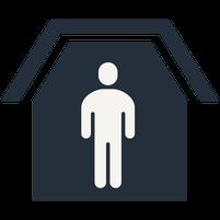 Imagem representando o domínio abrigos.com.br