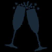 Imagem representando o domínio champanhe.com.br