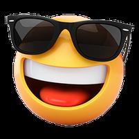 Imagem representando o domínio emoji.com.br