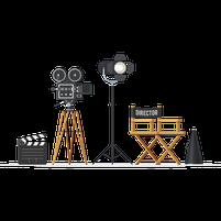 Imagem representando o domínio movie.com.br