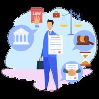 Imagem representando o domínio advogavel.com.br