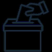Imagem representando o domínio votador.com.br