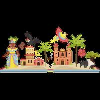 Imagem representando o domínio colombiana.com.br