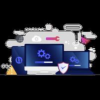 Imagem representando o domínio instalador.com.br