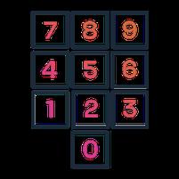 Imagem representando o domínio numericos.com.br