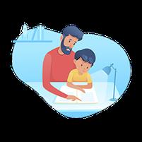 Imagem representando o domínio ensinamento.com.br