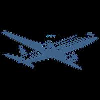 Imagem representando o domínio aeroplane.com.br