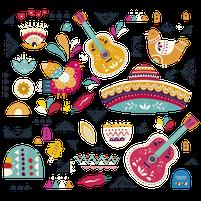Imagem representando o domínio mexicana.com.br