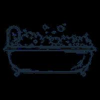 Imagem representando o domínio banhos.com.br