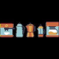 Imagem representando o domínio coffeemaker.com.br