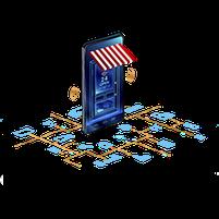 Imagem representando o domínio eshopping.com.br