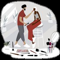 Imagem representando o domínio maquiador.com.br