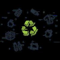 Imagem representando o domínio recicladoras.com.br